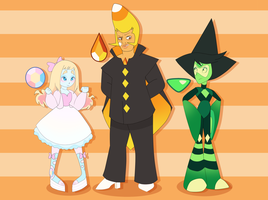 [OPEN 1/3] Halloween Adopts Light by Booty-Bae-Adopts