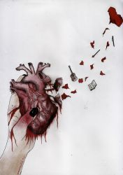 I Give You My Heart by amazinglife2011