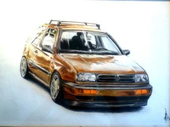 VW Golf mk3 Nothelle by two6
