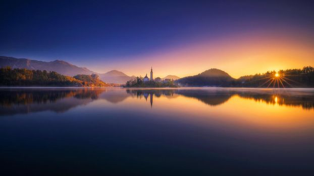Bled In The Morning by roblfc1892