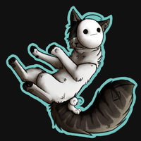 Cryaotic Kitty by Evertooth