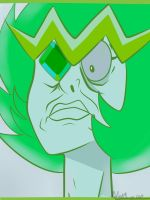 Emerald is DISPLEASED by Ro-Thorn