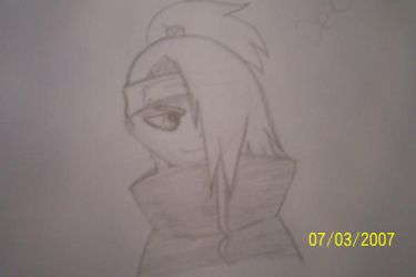Deidara by Demon-DogDD