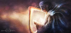 Magic of music by queenofeagles