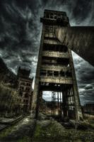Concrete Tower by Nichofsky