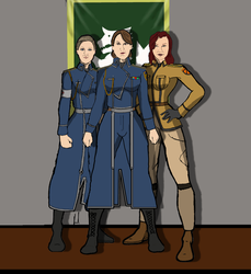 Azrael's Angels by docwinter