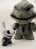 Jack and Oogie 3 by Fail2Evolve