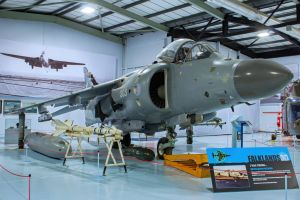 British Aerospace Sea Harrier FA.2 by Daniel-Wales-Images