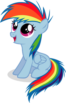 Filly Dash by Capt-Nemo