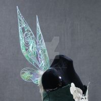 Periwinkle Tinkerbell Fairy Wings by FairyberryBlossoms