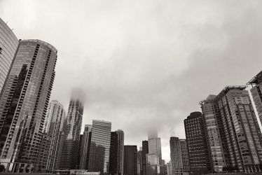 Chicago from 41 by achfoo