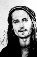Johnny Depp by SweetSophie