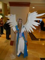 Belldandy Anime USA 2013 by bumac