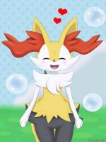Braixen Refresh