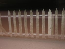 Ghost Fence by Djustd