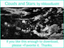 Clouds and Stars by ttbloodlusttt