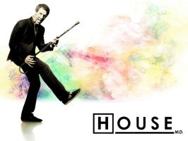 .: Wallpaper - House M.D. :. by alter-persona