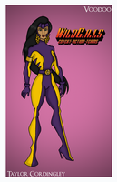 Voodoo - WildC.A.T.S. by Femmes-Fatales