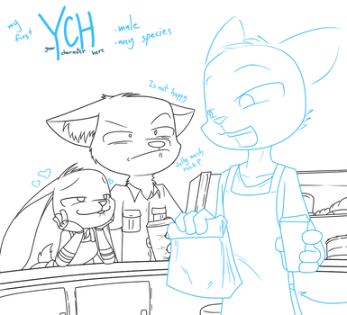my first YCH by Sandwich-Anomaly