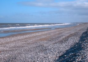 From Pensarn pebbles to the Rhyl tower by MakinMagic