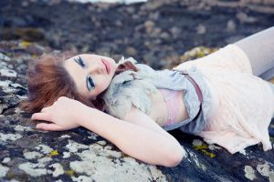 Washed Up Doll IV by sam--cam