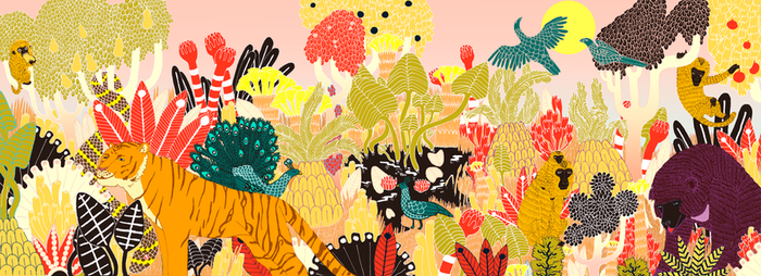 Jungle by catlee