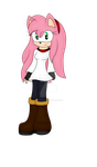 Future Amy Rose by AllytheWolffy98