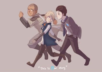 DBH: This is Our Story by Onosaka-Yuha