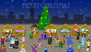Christmas 2012 by LaptopGeek92