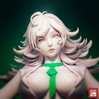 Bartania - bust sculpt by phungdinhdung