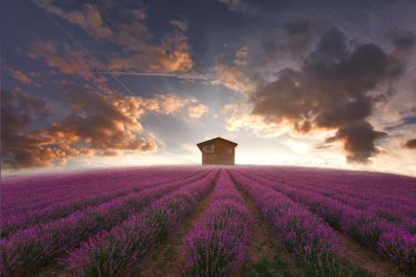 Little House on the Prairie by Chris-Lamprianidis