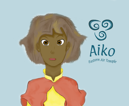 Aiko (Airbender Me finished) by bbrownie97