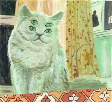 Feline Genetic Experiment No1 by MRNeno