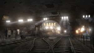 Metro 2033 - The station of Polis by Apex37