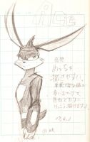 LOONATICS ace bunny by Gatoh721
