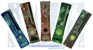 custom x360 faceplate series by penpointred