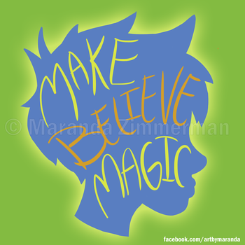 Make-Believe-Magic by Coloran
