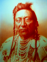 Chief Plenty Coups by rageofreason