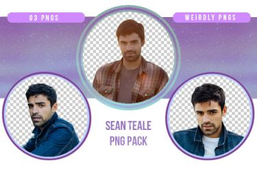 Sean Teale PNG Pack by Weirdly-PNGS