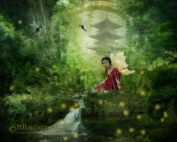 Serenity of the Mind by FairieGoodMother