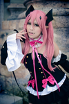 Owari no Seraph . Krul Tepes II by kazenary