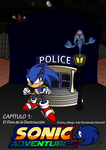 Sonic Adventures (Portada) by IBIOo