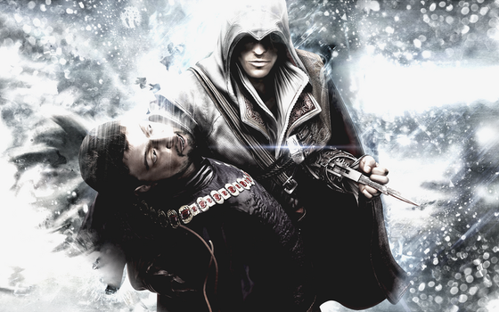 Assassin's Creed by DeviantArtDS