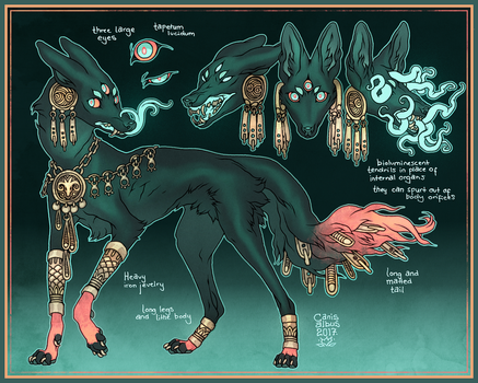 [CLOSED] Beast of Kalinjar by CanisAlbus