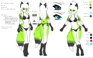 Radiance Vareli - Character sheet 2013 by Dashster