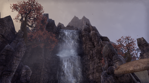 ESO Waterfall and Tree 2 by Kohlheppj13