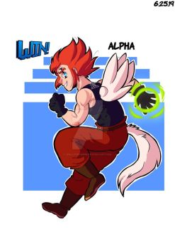 Alpha [From TOME]