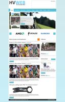 Pro Cycling Team Template by w3nky