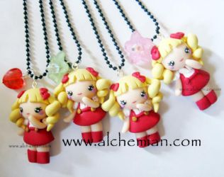 Candy Candy by AlchemianShop