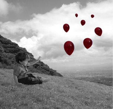 99 Red Balloons by lost-angle